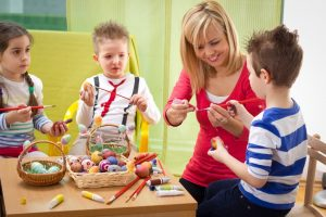 making School Enjoyable for children
