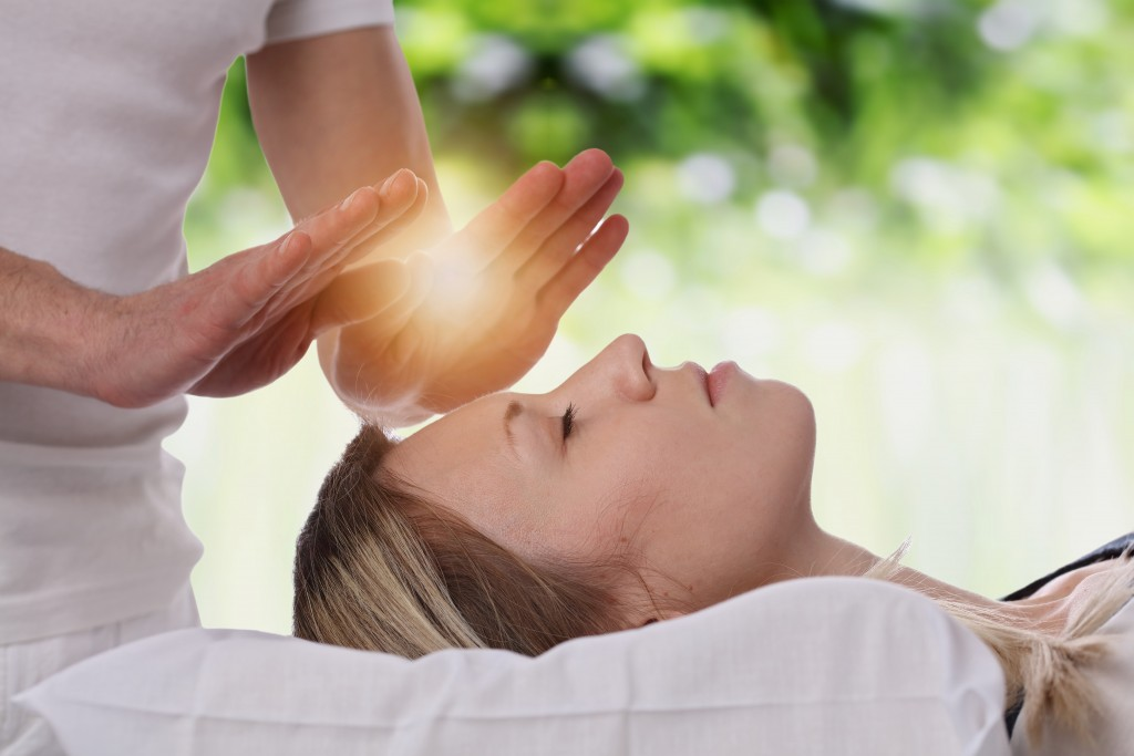 The Basic Principles of Energy Healing