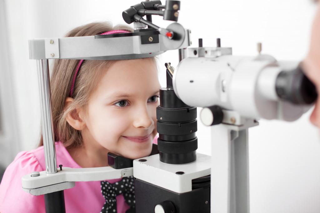 Four Common Eye Problems and Their Corresponding Treatments